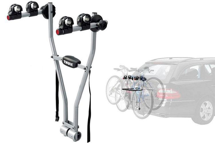 Крепление для велосипеда на фаркоп Thule Xpress 970 - фото 4