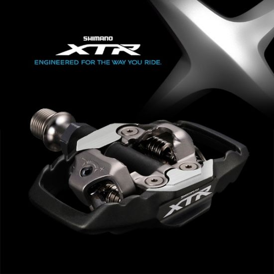 Педали XTR PD-M9020 TRAIL/ENDURO, SPD