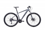 "Велосипед 29"" CTM Rambler 1.0 matt grey black 2018"
