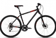 "Велосипед 28"" Kellys 18 Cliff 90 Black Red"