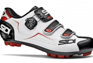 Велотуфли МТБ Sidi TRACE White - Black - Red