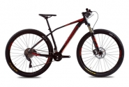 Велосипед Orbea ALMA 29 H30 M Red-Black