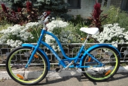 "Велосипед 26"" ELECTRA Townie Original 3i Ladies' Caribbean Blue"
