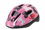 Шлем детский Green Cycle KITTY размер 50-54см