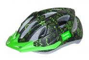 Шлем детский Green Cycle Fast Five размер 50-56см