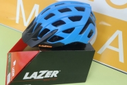 Шлем Lazer Roller синий матовый