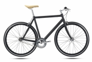 Велосипед PINARELLO LUNGAVITA (ЧЁРНЫЙ) MOST SINGLESPEED MOST