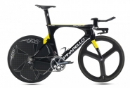 Рама PINARELLO BOLIDE Black-Yellow