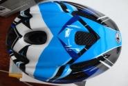 шлем KIDS Boy,  разм. 53-56см