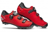 Велотуфли МТБ Sidi Dragon 5 SRS Matt Red/Black