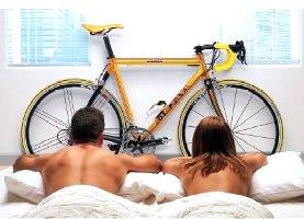 Секс и велосипед